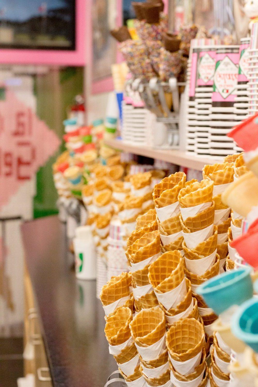 Ice Cream Parlour Vancouver