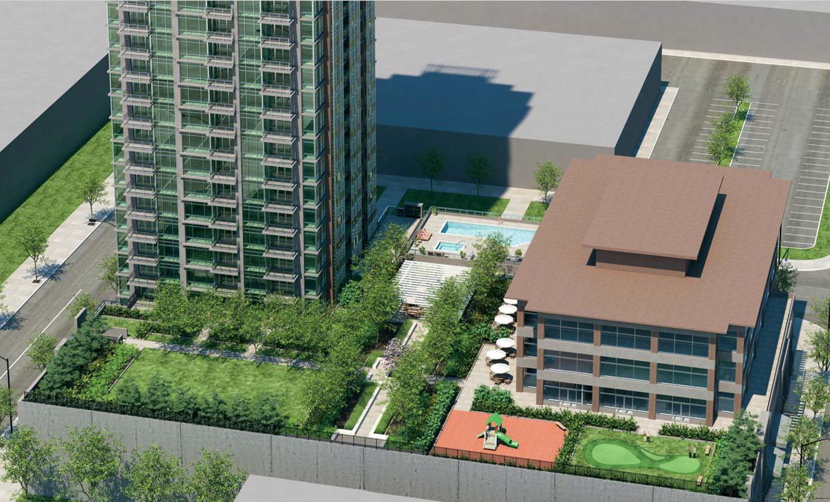 Brochure Design Oasis Development Vancouver Real Estate Opportunity